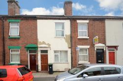 Terraced House For Sale  Conway Street Staffordshire ST4