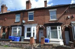 Terraced House To Let  Stanton Road Staffordshire ST3