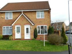 Semi Detached House To Let  Batkin Close Staffordshire ST6
