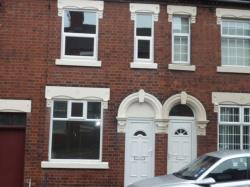Terraced House To Let  Turner Street Staffordshire ST1