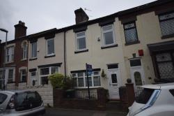 Terraced House To Let  Basford Staffordshire ST4
