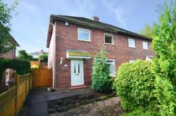 Semi Detached House For Sale  STOKE ON TRENT Staffordshire ST1