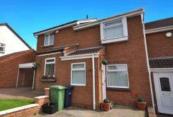 Semi Detached House For Sale Silksworth Sunderland Tyne and Wear SR3