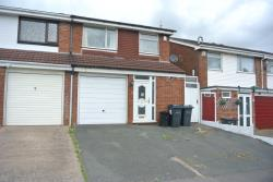 Semi Detached House For Sale  Grenville Drive West Midlands B23