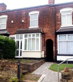 Terraced House For Sale  Erdington West Midlands B23