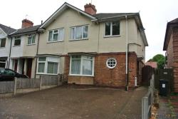 Terraced House To Let  Kingstanding West Midlands B44