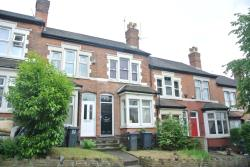 Terraced House To Let  Erdington West Midlands B23