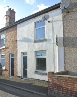 Terraced House To Let  Swadlincote Derbyshire DE11