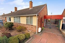 Semi - Detached Bungalow For Sale  Tamworth Staffordshire B79