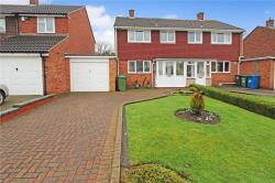 Semi Detached House For Sale  Tamworth Staffordshire B79
