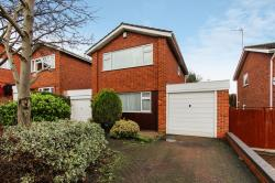 Detached House To Let  Quince Staffordshire B77