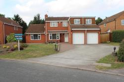 Detached House For Sale  Turnberry Staffordshire B77