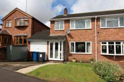 Semi Detached House For Sale  Clifton Campville Staffordshire B79