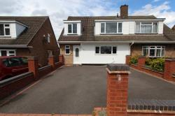 Detached House To Let  TAMWORTH Staffordshire B77