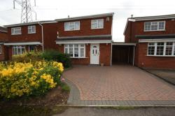 Detached House For Sale  Riverside Staffordshire B79