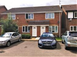 Terraced House To Let  FELTHAM Middlesex TW14