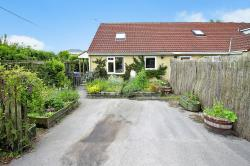 Terraced Bungalow For Sale  Warminster Wiltshire BA12