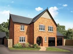 Detached House For Sale  Holmes Chapel Cheshire CW4
