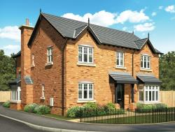 Detached House For Sale  Manor Green Cheshire CW4