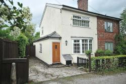 Semi Detached House For Sale  Wilmslow Cheshire SK9