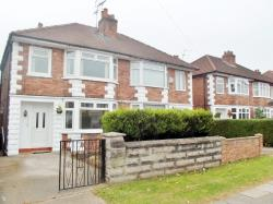 Semi Detached House To Let  WIRRAL Merseyside CH62