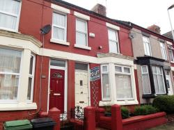 Terraced House To Let  Tranmere Merseyside CH42