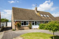 Semi - Detached Bungalow For Sale  Witney Oxfordshire OX29