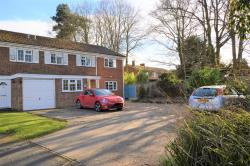 Terraced House For Sale  Woking Surrey GU24