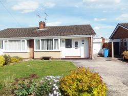 Semi - Detached Bungalow For Sale Carlton-In-Lindrick Worksop Nottinghamshire S81