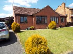 Semi - Detached Bungalow For Sale  Creswell Nottinghamshire S80