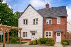 Semi Detached House For Sale Repton Park Ashford Kent TN23