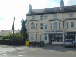 Terraced House To Let  Mansfield Road Nottinghamshire NG5