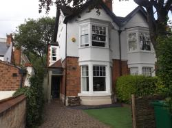 Semi Detached House To Let  Mapperley Park Nottinghamshire NG3
