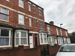 Terraced House For Sale  Birkin Avenue Nottinghamshire NG7