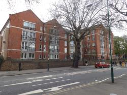 Flat To Let  The Pavilion Nottinghamshire NG7