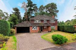 Detached House For Sale Armitage Court Sunninghill Berkshire SL5
