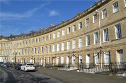 Flat For Sale 3 Lansdown Crescent BATH Avon BA1
