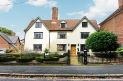 Detached House For Sale Wethersfield Braintree Essex CM7