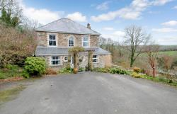 Detached House For Sale Ruthernbridge Bodmin Cornwall PL30