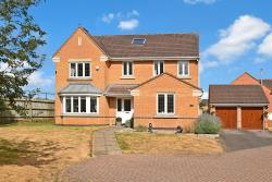 Detached House For Sale Primrose Drive Bicester Oxfordshire OX26