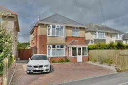 Detached House For Sale Talbot Park Bournemouth Dorset BH9