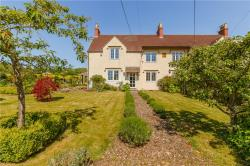 Semi Detached House For Sale Bristol Road Wraxall Somerset BS48