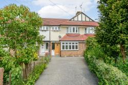 Terraced House For Sale Haileybury Avenue Enfield Middlesex EN1