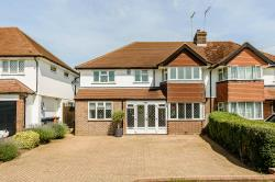 Semi Detached House For Sale Moffats Lane Brookmans Park Hertfordshire AL9