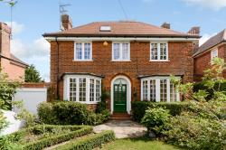 Detached House For Sale Bluebridge Road Brookmans Park Hertfordshire AL9