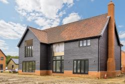 Detached House For Sale Lower Farm Drive Ixworth Suffolk IP31