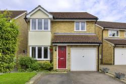 Detached House For Sale Thistledown Drive Ixworth Suffolk IP31