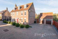 Detached House For Sale Vicarage Court Southminster Essex CM0