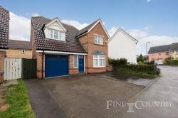 Detached House For Sale Gulls Croft Braintree Essex CM7
