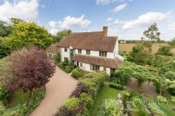 Detached House For Sale Lavenham Sudbury Suffolk CO10